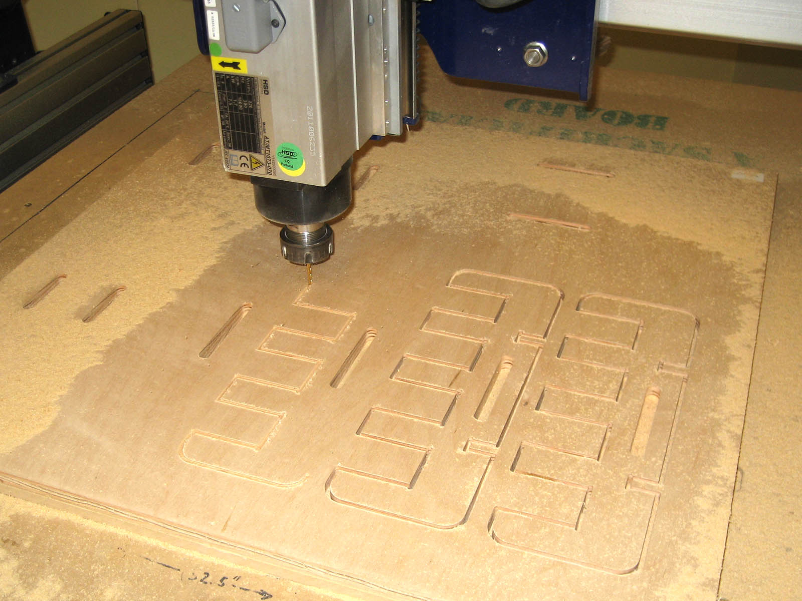 Picture of Making the Pieces