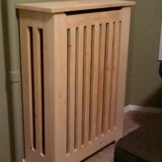 Energy-Efficient Radiator Cover