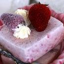 有了草莓果酱还能做草莓冰激凌