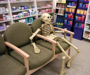 It Can Be a LONG Wait at the Pharmacy...