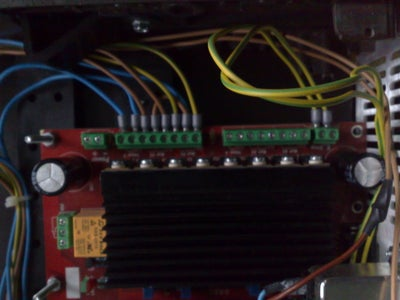 Electrical Wiring - Motor Controller