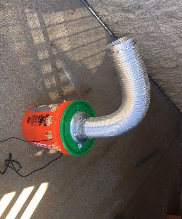 Arobodude's DIY Burning Man Evaporative AC Swamp Cooler