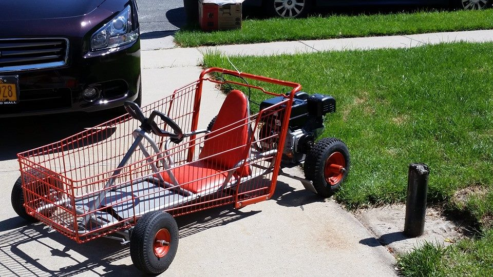 Picture of GO SHOPPING CART