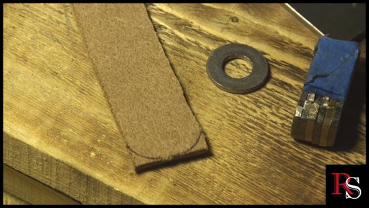 Shaping the Leather