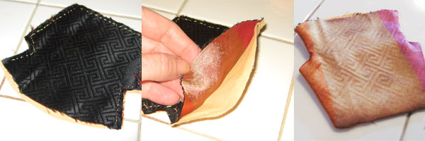 Picture of Make the Heel Pouch