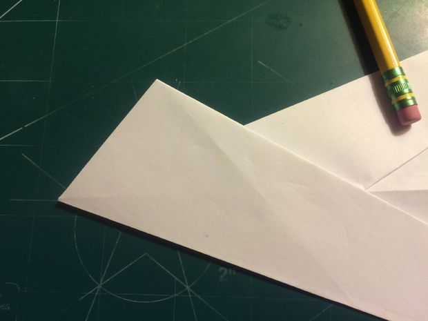 Picture of Canard, Fourth and Nose Folding