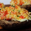 How to Make Stuffed Portobello Mushrooms