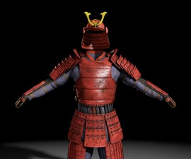 Samurai Armor and Tools