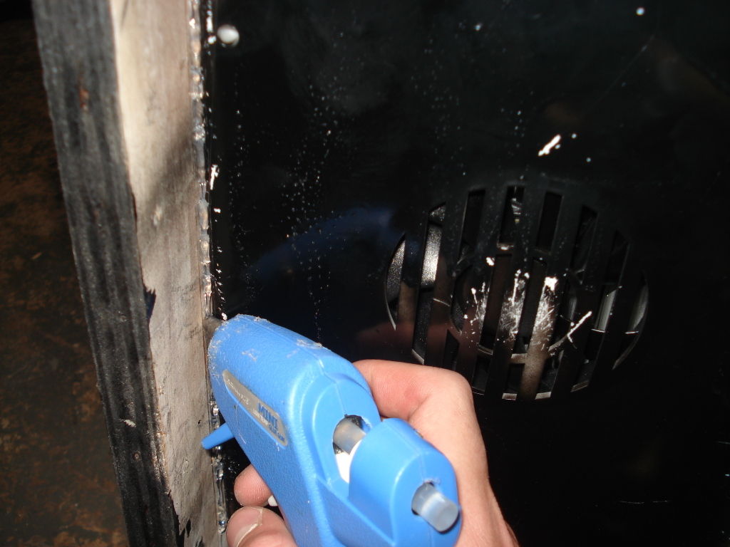 Picture of Finish Installing the Mini-Fridge