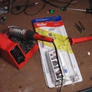 """Weller WLC100 iron element replacement """"hack"""" for masochists"""