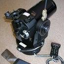 Meade ETX 125 Telescope heavy electrical wiring mod