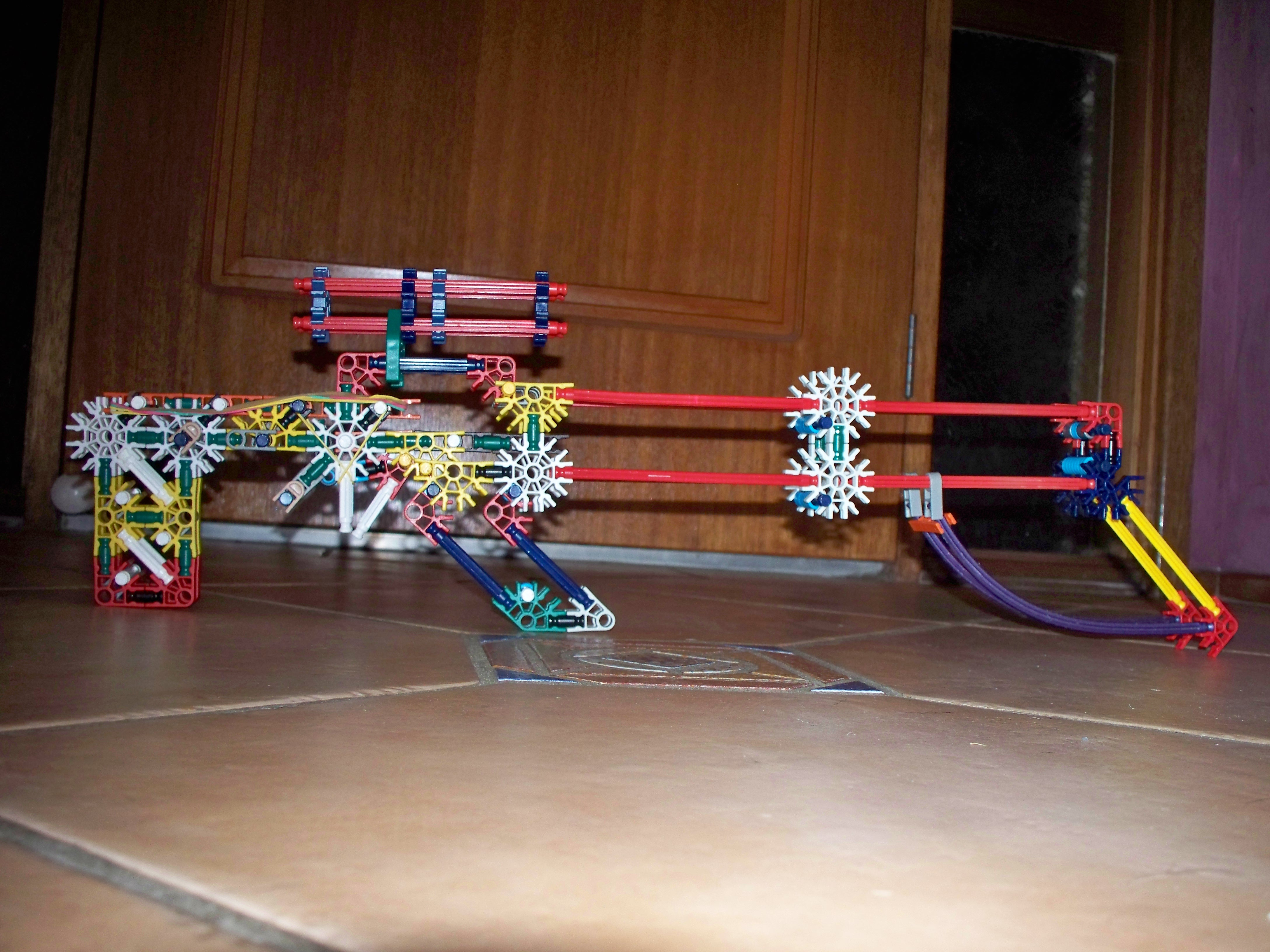 Picture of My Knex Sniper Rifle