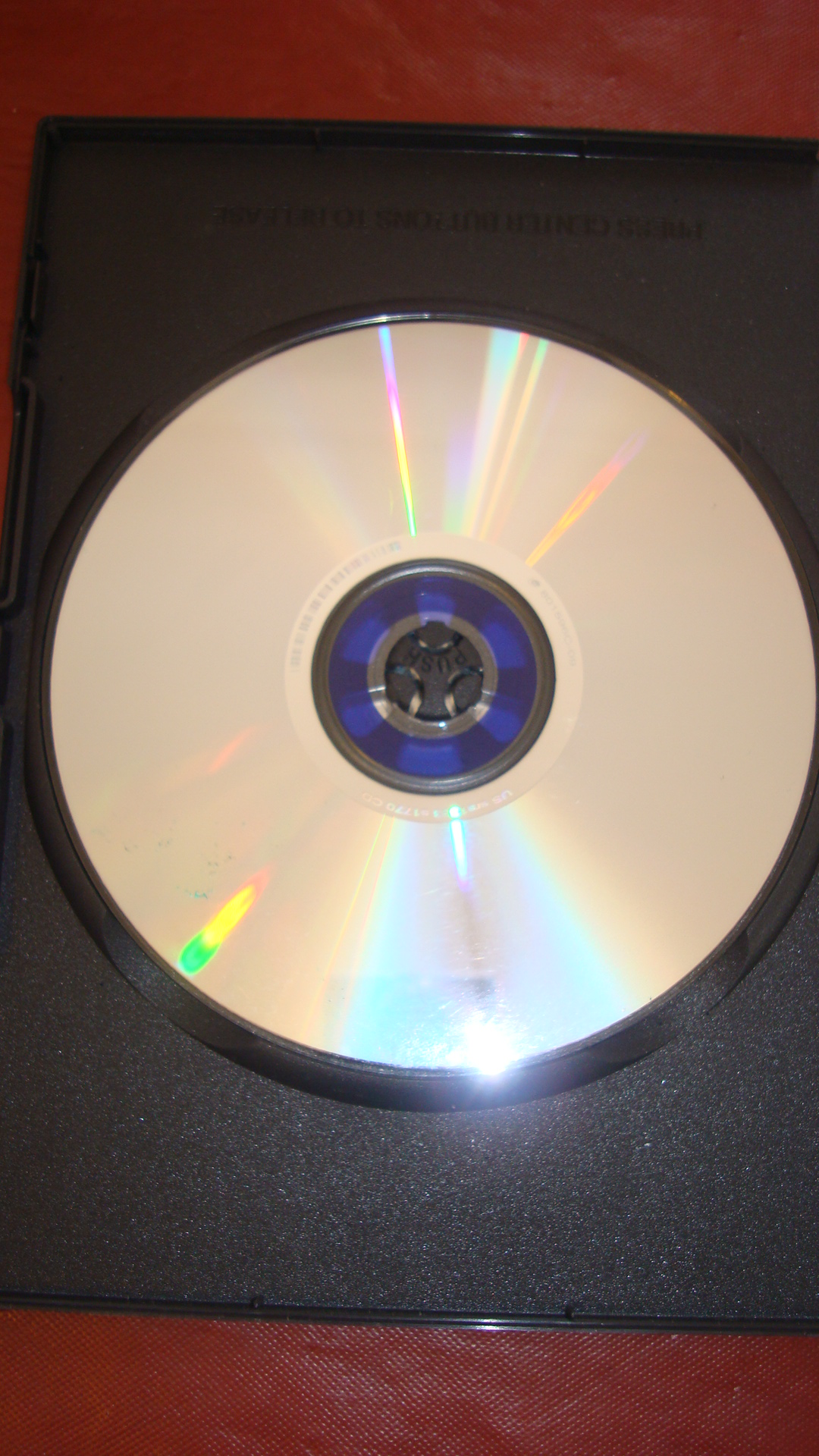 Picture of INSERT Cd