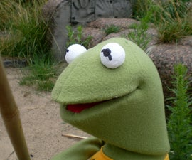 kermit the frog clone