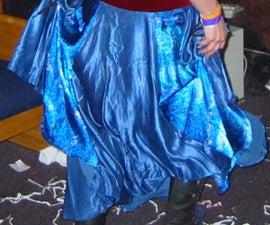 AutoCAD Circle Skirt