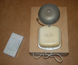 Remote control school bell