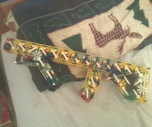 K'nex Blow-Back Full-Auto Rifle