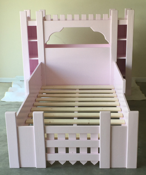 Picture of Castle / Princess Bed