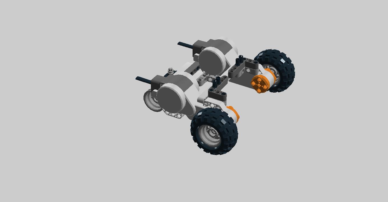 Picture of Lego Digital Designer Building Model