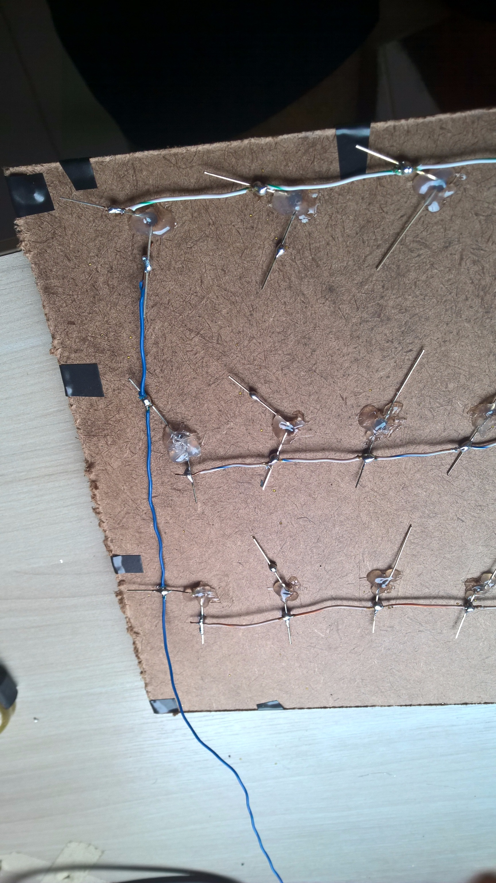Picture of Connecting the LEDs