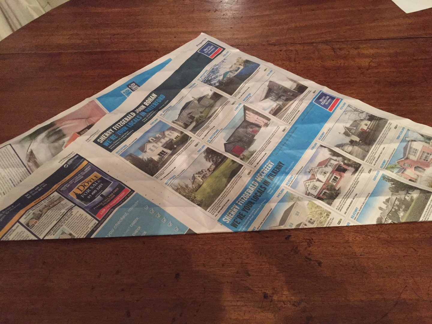 Picture of  - Fold Newspaper