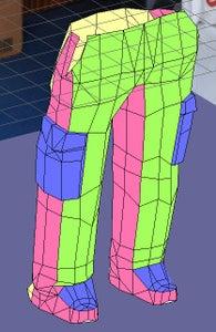 Modeling the Legs