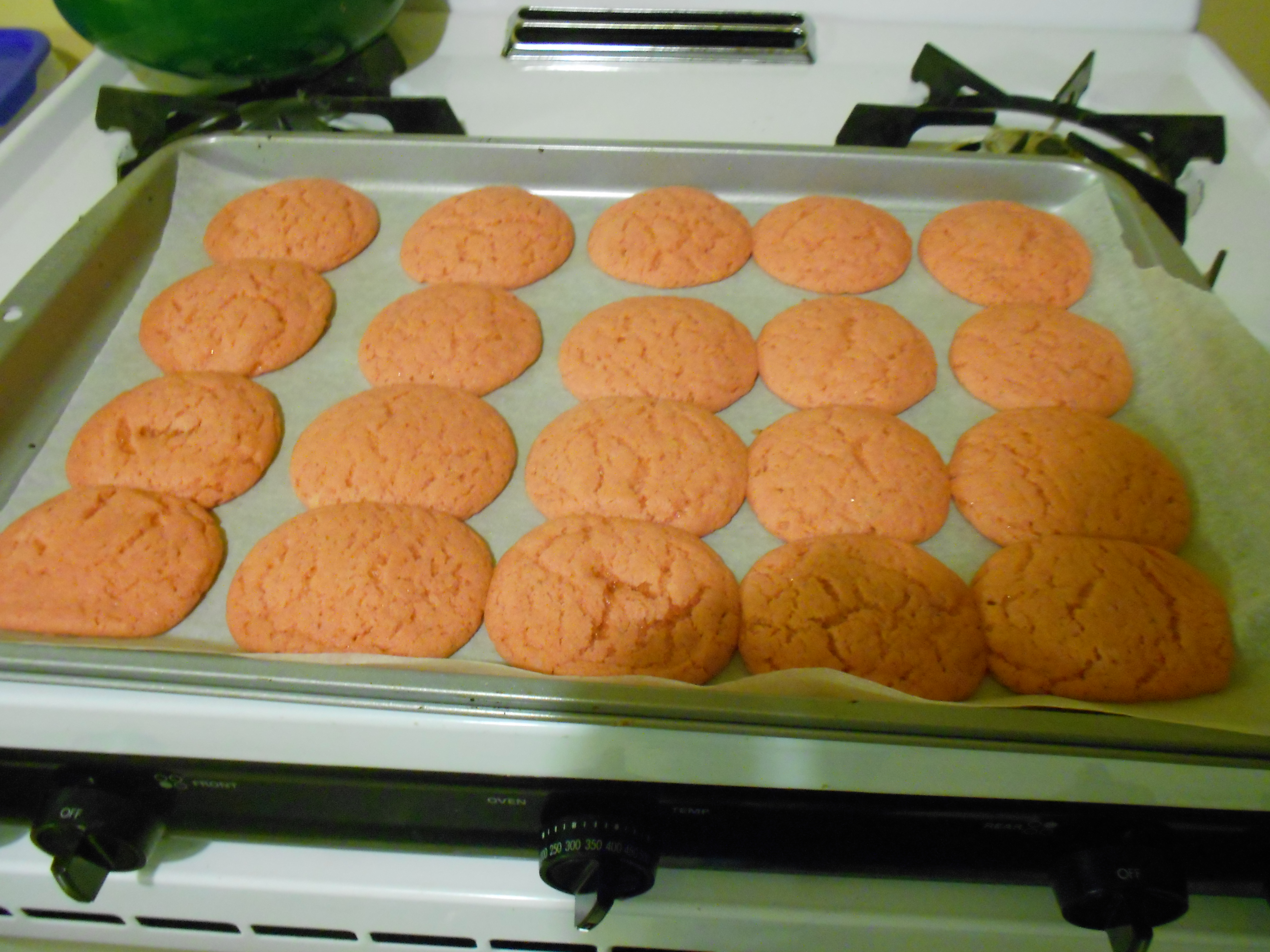 Picture of Kool-aid Cookies