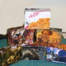 Make your own playing, trading, magic card deck boxes