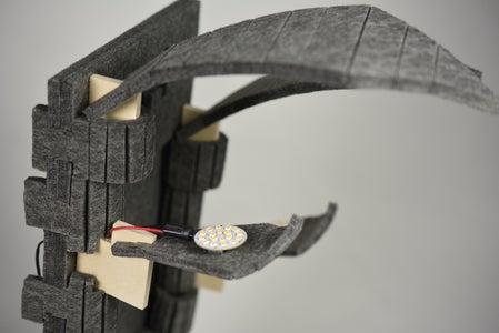 How to Create a Glistening Bamboo Desklamp