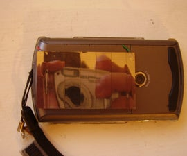 A SOLAR POWERED MOBILE PHONE