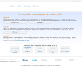 Guide to Self Publishing (Through Amazon)
