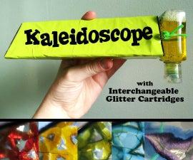 Kaleidoscope with Interchangeable Cartridges