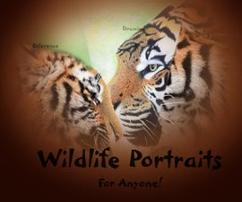 Realistic Wildlife Portraits for Anyone