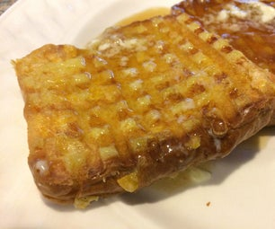 Panini Press French Toast