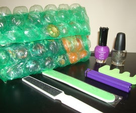 Bubble Wrap Cosmetic Bag or Clutch