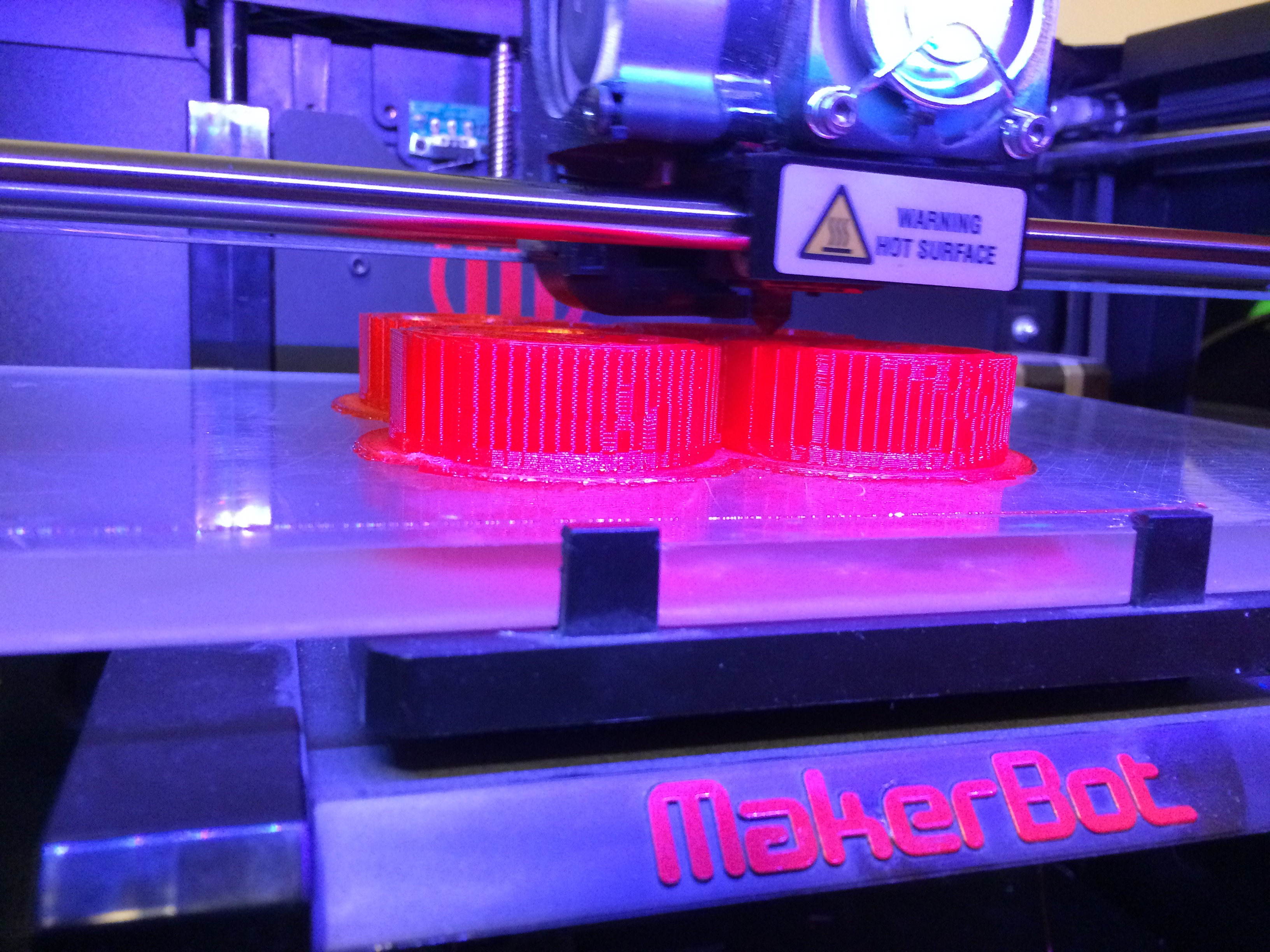 Picture of 3D Printing...