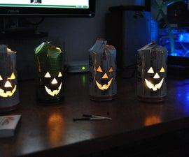 Simple and free Jack-o-lantern