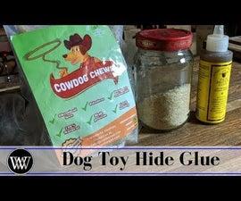 Home Made Hide Glue