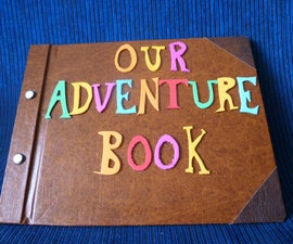 OUR ADVENTURE BOOK.