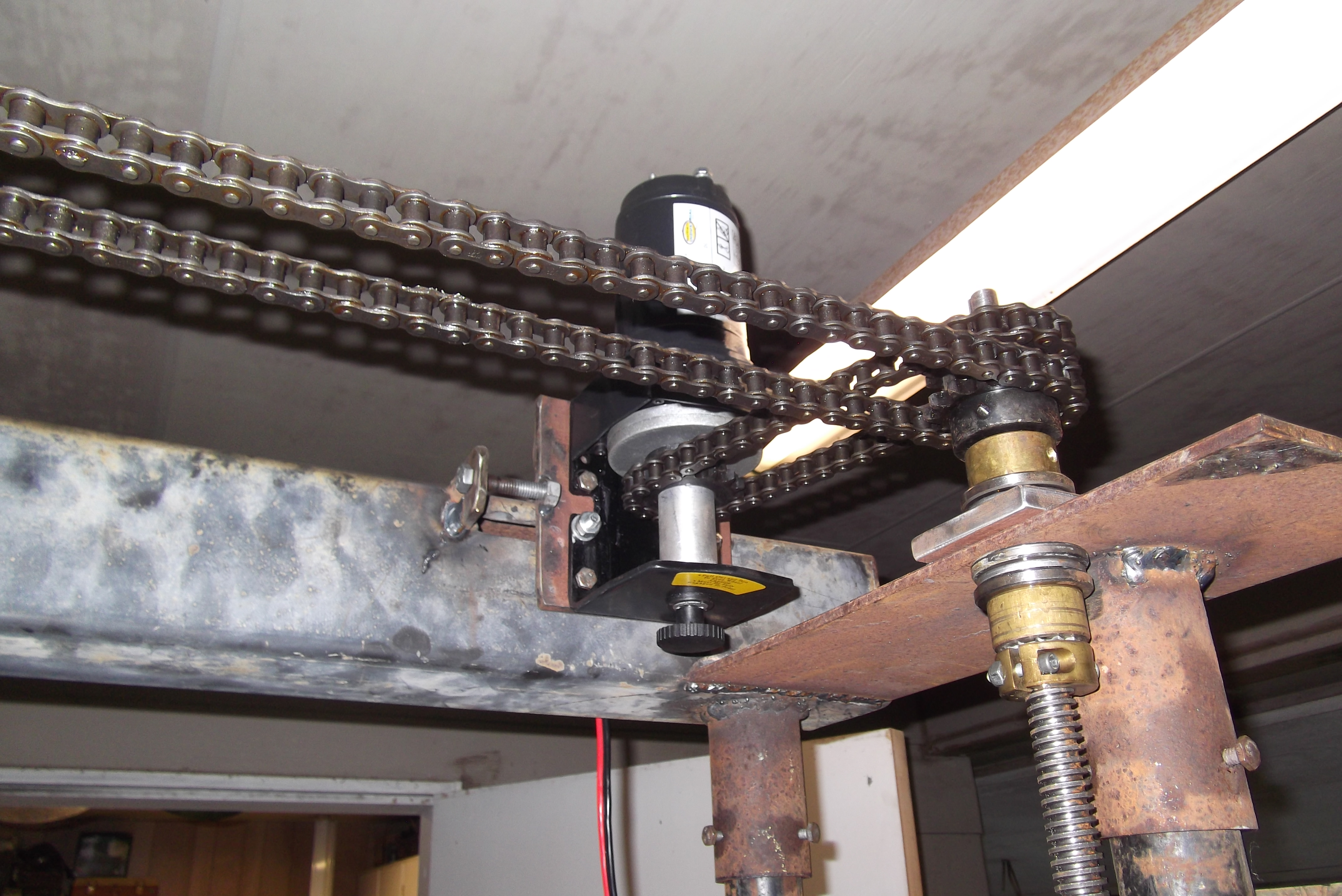 Picture of Winch Modification & Setup
