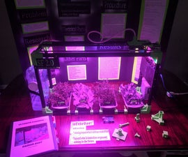 CNC Arduino Plant Growing Machine