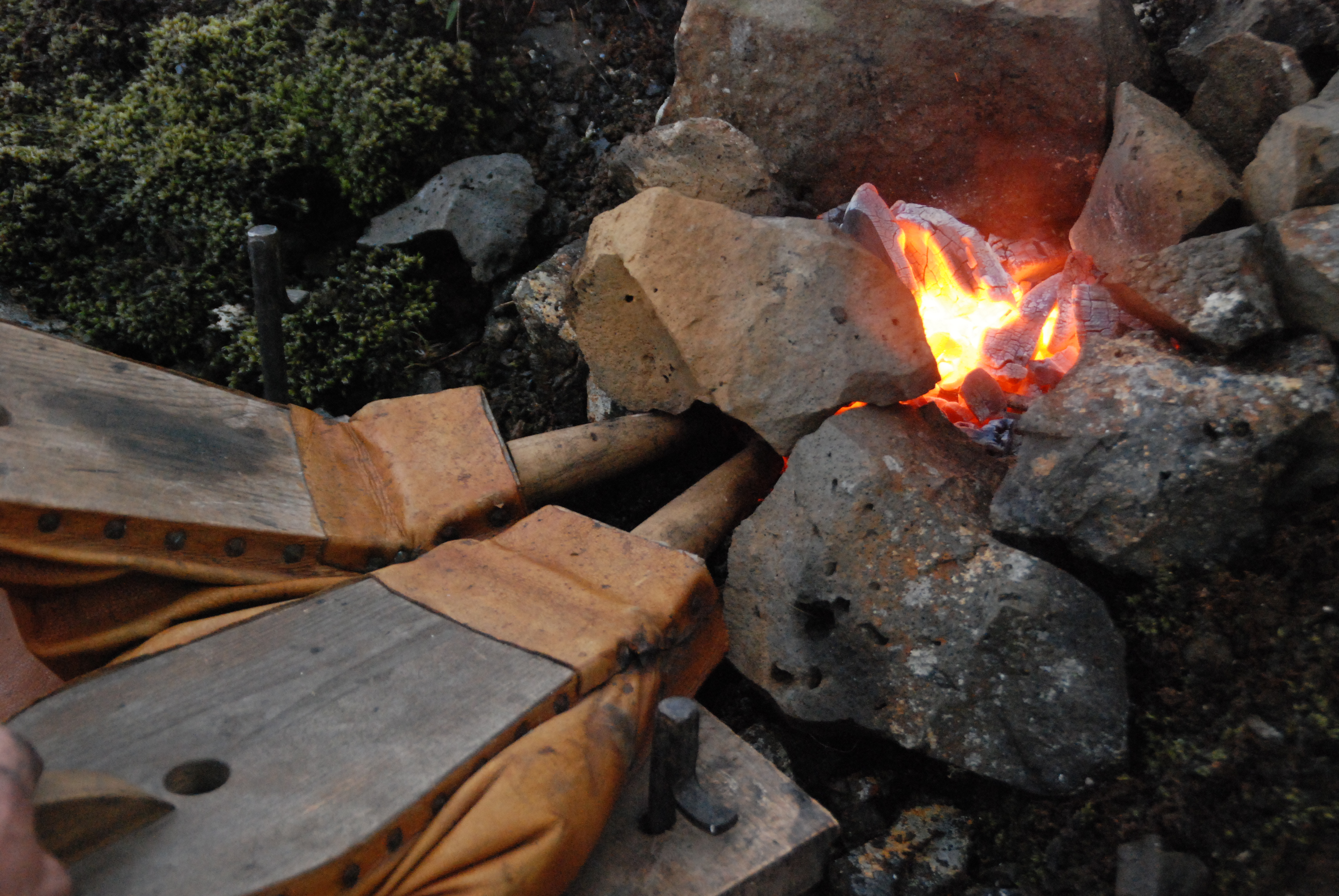 Picture of Making Fire