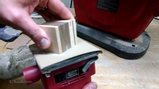 Inserting the Aluminum Splines