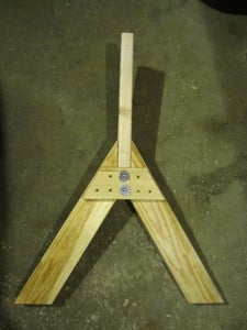 Assembly (1 of 3): Legs