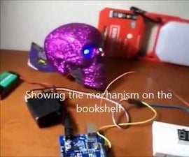 Arduino Skull With Moving Mouth