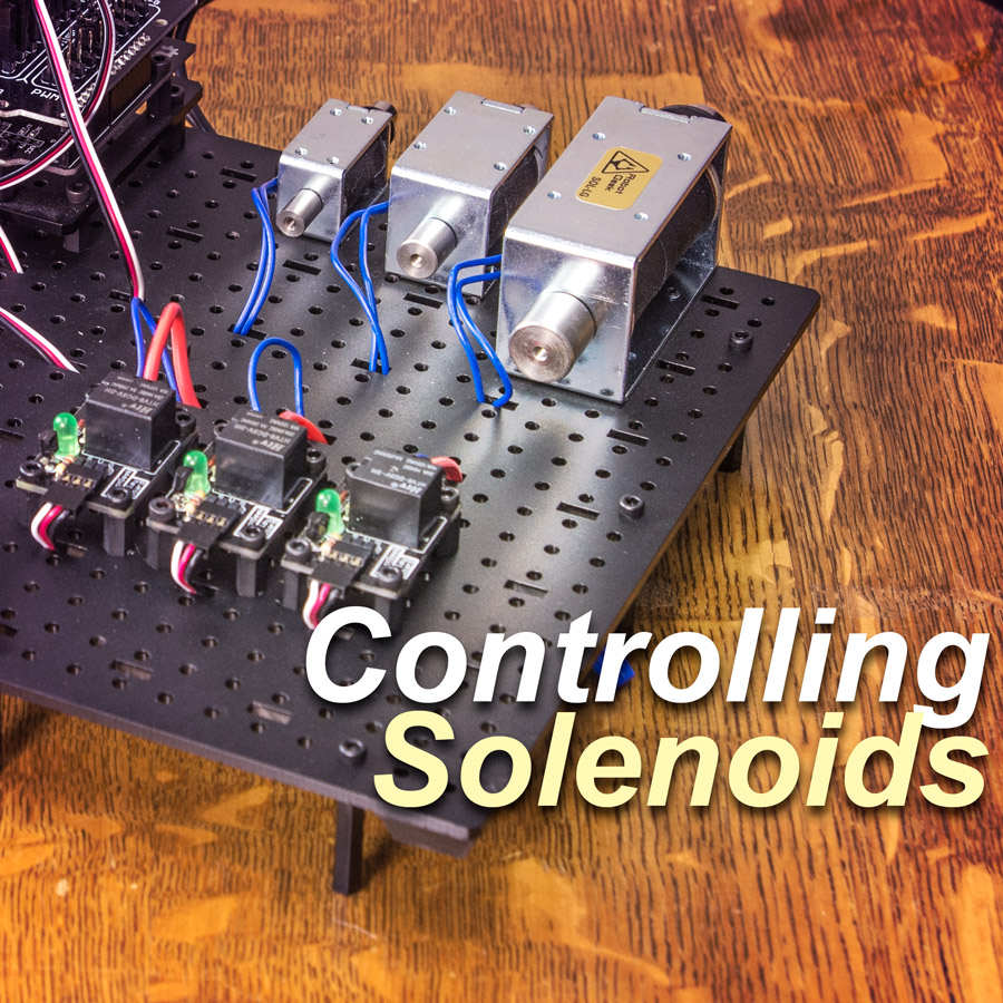 Picture of Control a Solenoid With Arduino