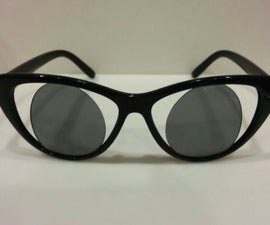 $2.00 Super Andy Warhol Nicolou Inspired Sunglasses