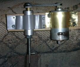 Cheap DIY dremel-compatible router