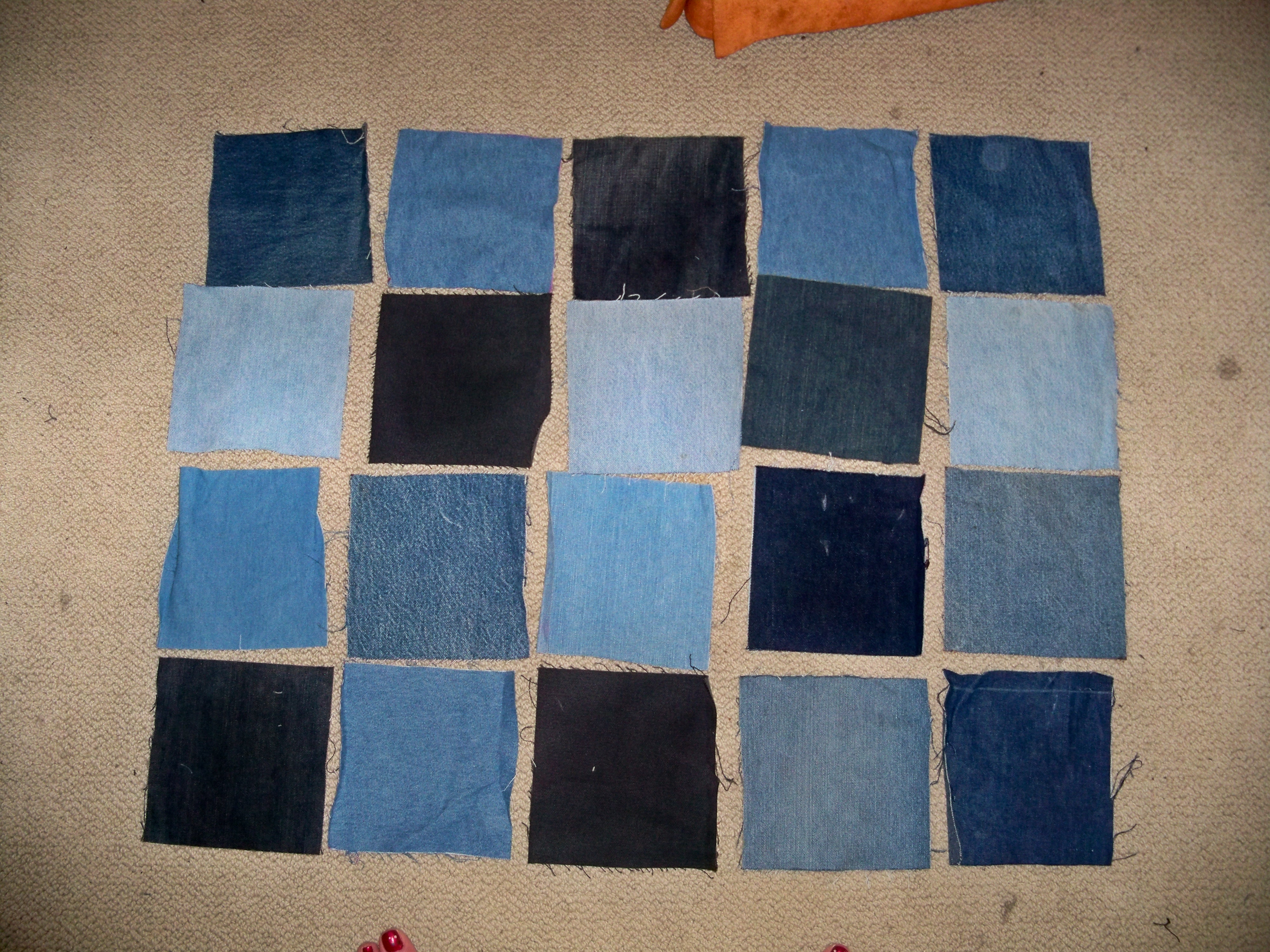 Picture of Plan Your Quilt Design