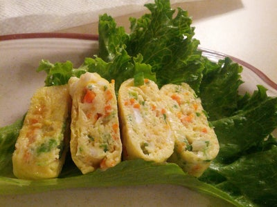 How to Make Korean Egg Roll